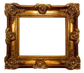Baroque frame — Foto Stock