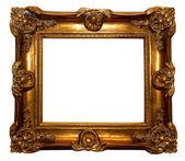 巴洛克式框架 — 图库照片