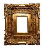 Handcrafted frame — Stock Photo