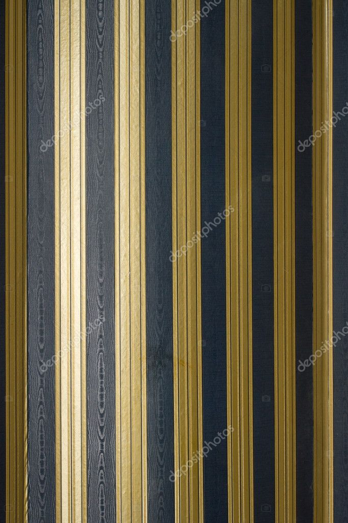 Blue and gold abstract lines background — Stock Photo #2332336