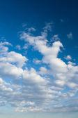 Ruta de nube — Foto de Stock