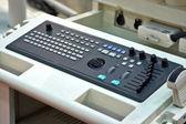 Lékařské klávesnice detail — Stock fotografie