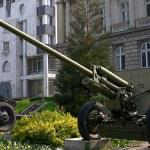 War canon — Stock Photo #2608620