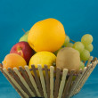 Fruit basket — Foto de Stock
