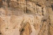 Sand hill texture — Stock Photo
