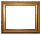 Wood frame — Stock Photo