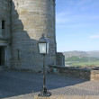 Stirling Castle in Scotland - Stock fotografie
