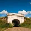 Fortifications gate — Stock Photo
