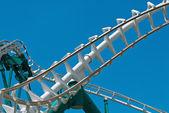 Coaster construction — Stock Photo
