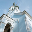 Russian cathedral — Stock Photo #2483554