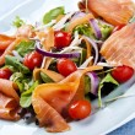Fresh salad — Stock Photo #2337663