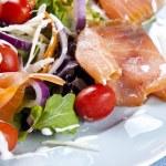 Fresh salad — Stock Photo #2337670
