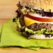 Royalty-Free Stock Photo: Hamburger