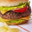 Hamburger — Stock Photo #2338024