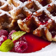 Waffles — Stock Photo #2338107