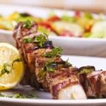 Chicken kebab — Stock Photo #2338327