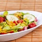 Fresh salad — Stock Photo #2338359