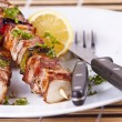 Chicken kebab — Stock Photo #2338374