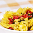 Royalty-Free Stock Photo: Tortellini primavera
