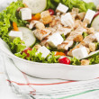 Grilled chicken salad — Stock Photo #2338570