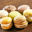 French macaron - Stock Photo