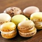 French macaron — Stock Photo
