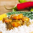 Chicken curry — Stock Photo #2338685
