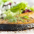 Cooked salmon — Stock Photo