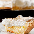 Lemon meringue pie — Stock Photo #2339809