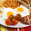 English Breakfast — Stockfoto