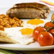 English Breakfast — Stock Photo