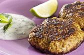 Shami kebabs — Stock Photo