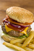 Fast food — Stockfoto