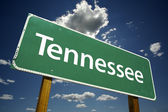 Tennessee Road Sign — Stock Photo