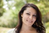 çekici i̇spanyol kadın portresi — Stok fotoğraf
