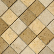 Freshly Laid Decorative Tile Background — Stock Photo