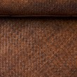 Rattan Weave Background Macro Image - Stock Photo
