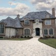 Majestic Newly Constructed Home — Stock Photo #2351238