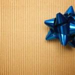 Corrugated Gift Box Background — Stock Photo #2351629