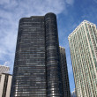 Royalty-Free Stock Photo: Modern Chicago Buildings
