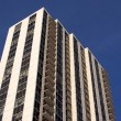 Modern High-Rise Condominiums - Stock Photo