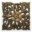 Ornate Wood Carving Ornament — Stock Photo #2354915