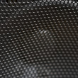 Royalty-Free Stock Photo: Abstract Macro of Speaker Mesh with Selective Focus