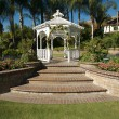 Elegant Wedding Gazebo - Foto de Stock  