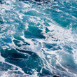Deep Blue Ominous Ocean Water Background — Lizenzfreies Foto