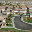 Stock Photo: Contemporary SuburbNeighborhood