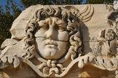 Medusy efez, turcja — Zdjęcie stockowe