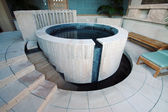 Hot Tub in A Spa Setting — Stock Photo