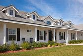 Beautiful House Facade — Stock Photo