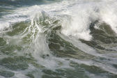 Rough Pacific Ocean Waves — Stock Photo